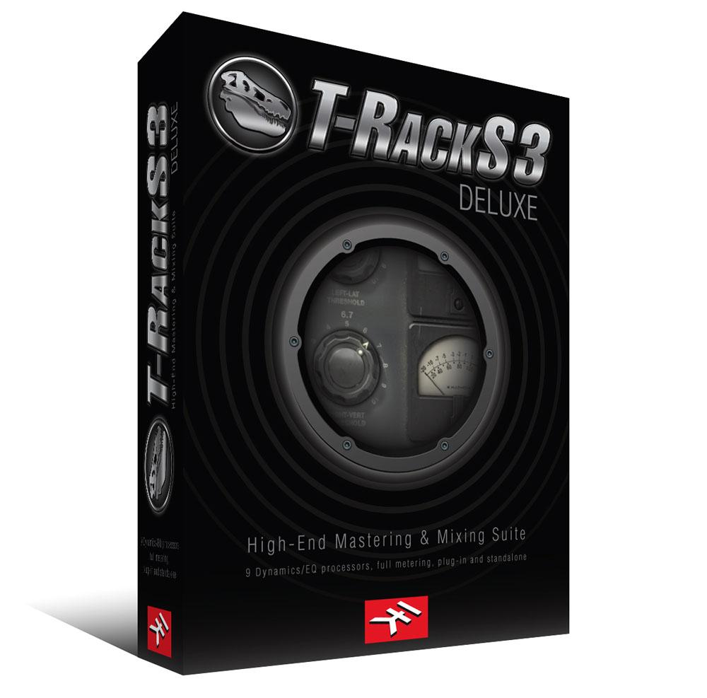 Amplitube T-RackS 3 Deluxe 3.1.2
