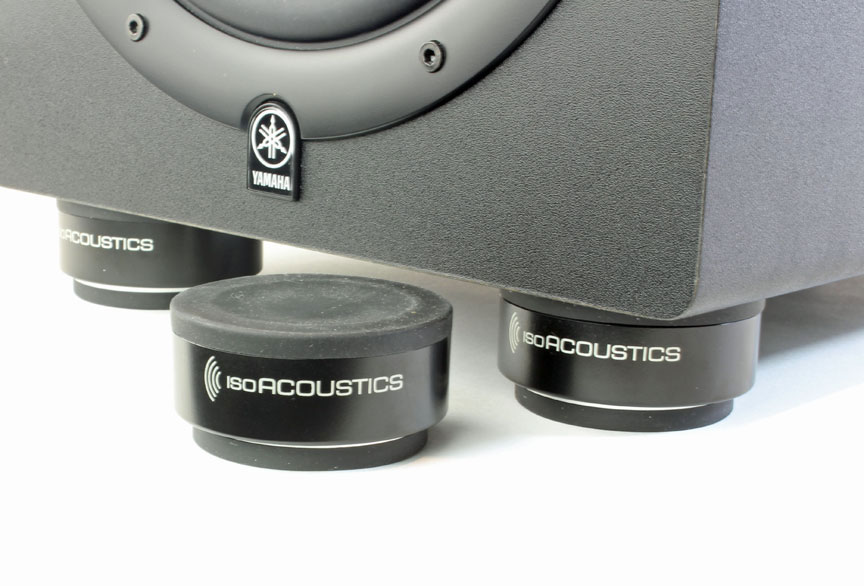 Isoacoustics Iso-puck (paire)
