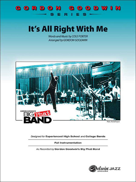 Goodwin Gordon - It's All Right With Me - Jazz Band