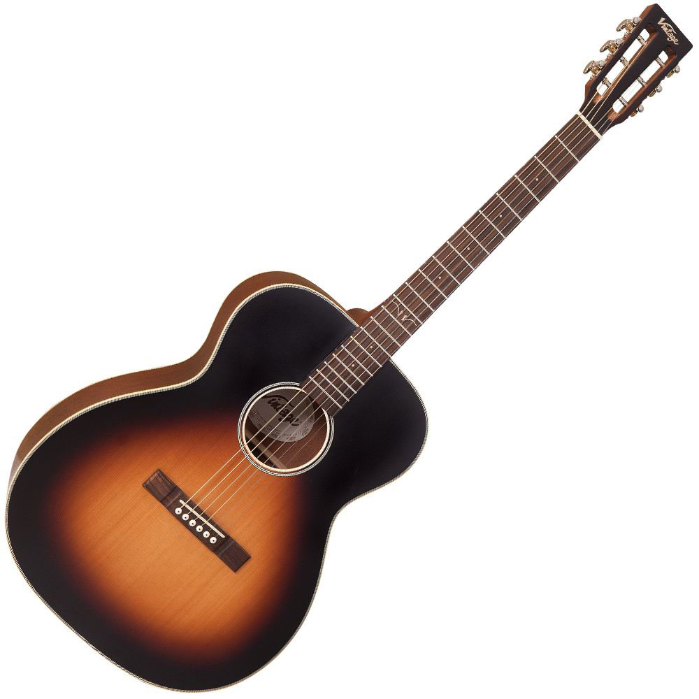 HISTORIC SERIES ORCHESTRA ELECTRO-ACOUSTIC SUNBURST