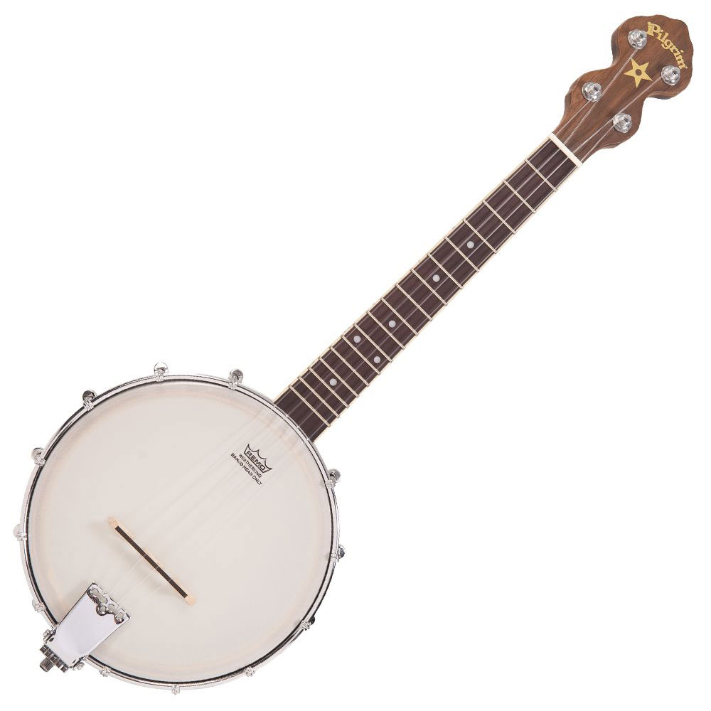 VPUB4 PERFORMER OPEN BACK UKULELE BANJO