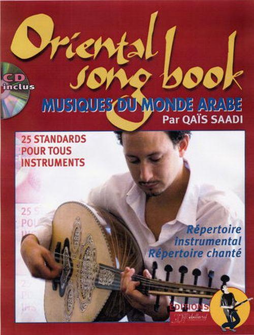 Qais Saadi - Oriental Songbook - Musiques Du Monde Arabe
