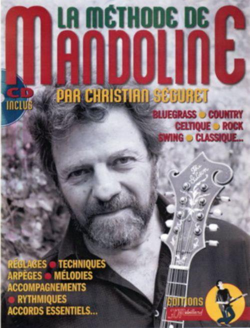 Seguret Christian - La Methode De Mandoline + Cd