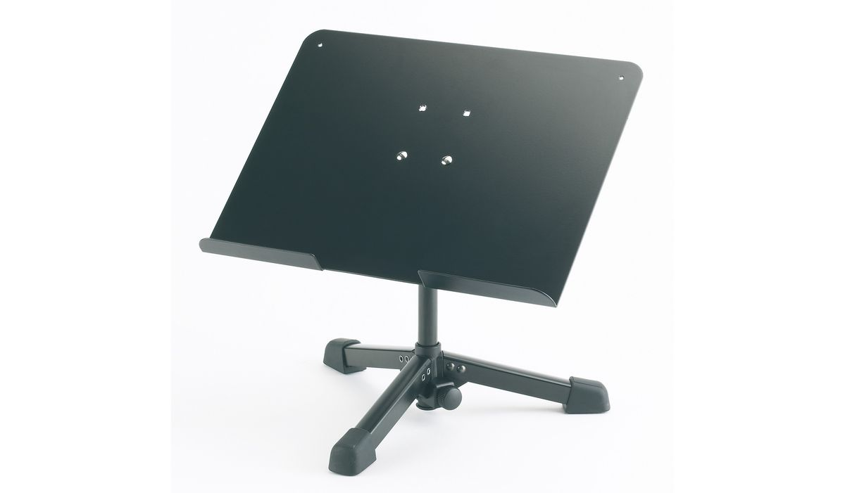 12140-000-55 UNIVERSAL TABLE-TOP STAND BLACK