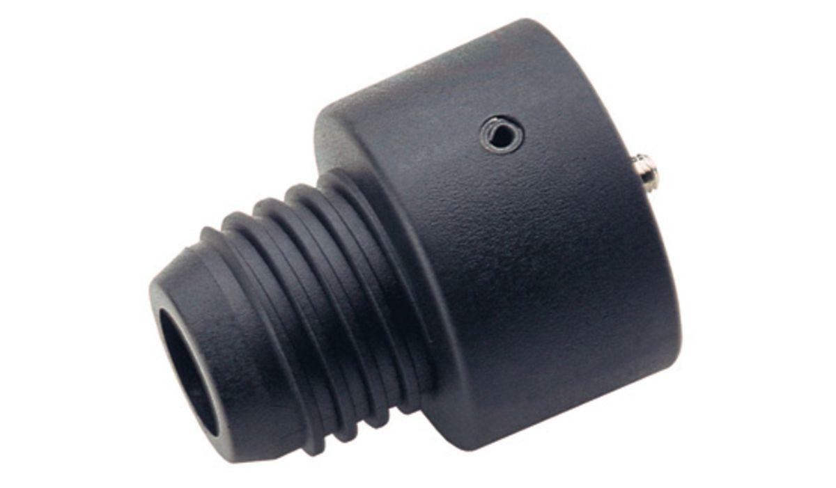 Kandm 15281-005-55 Adaptateur Noir Pour Cone De Support Sur Stand De Saxophone 14300 14320
