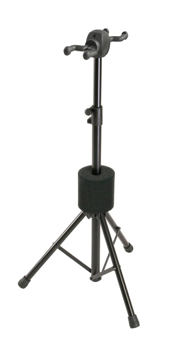 17620-000-55 BLACK GUITAR STAND DOUBLE