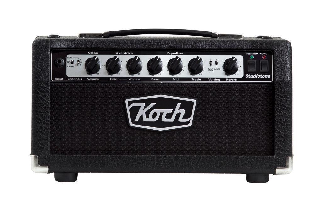 Koch Studiotone Head