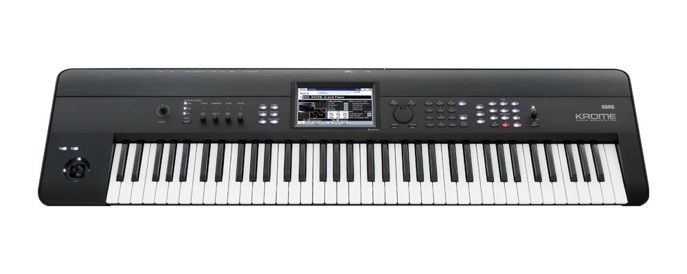 korg krome 61 electronic keyboard buy online free. Black Bedroom Furniture Sets. Home Design Ideas