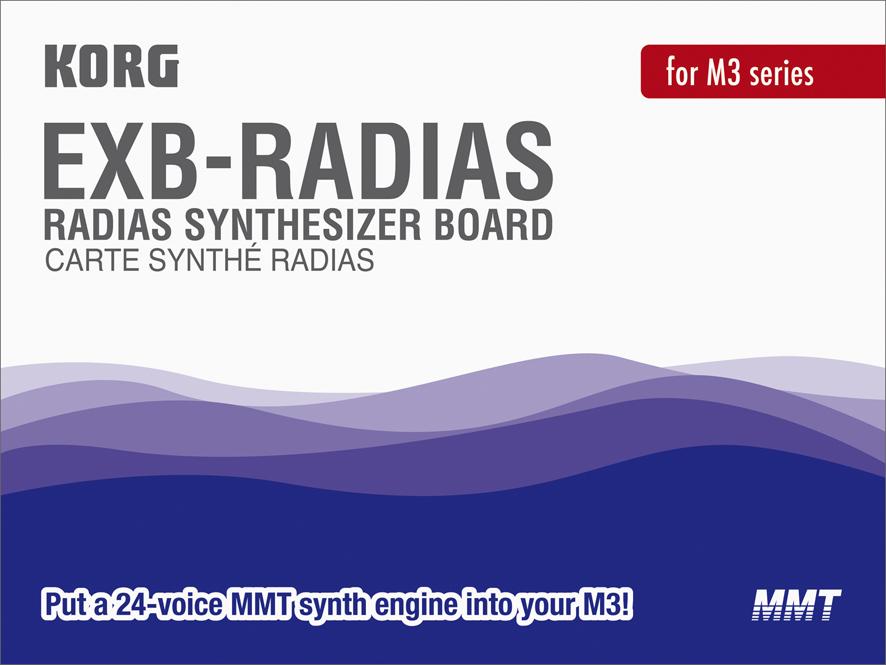 Should I add Radias to my Korg M3? - Vintage Synth Explorer