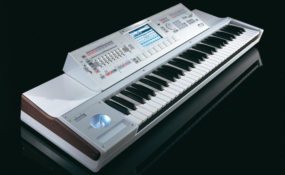 korg m3 88 workstation sampler 88 notes fopc synthesizer keyboard buy online free. Black Bedroom Furniture Sets. Home Design Ideas
