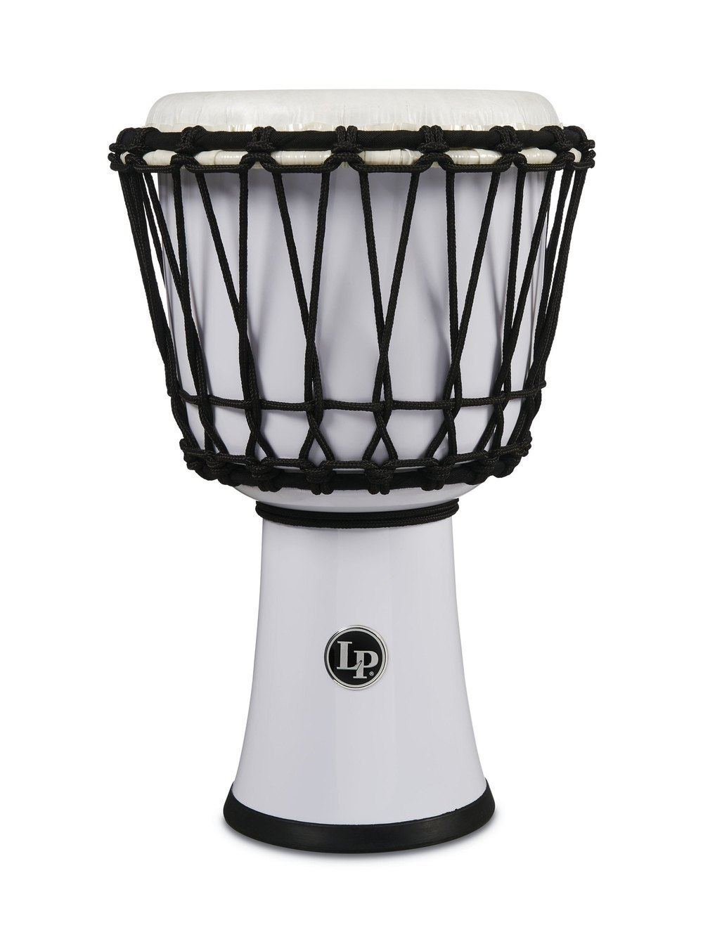 LP1607WH DJEMBE WHITE
