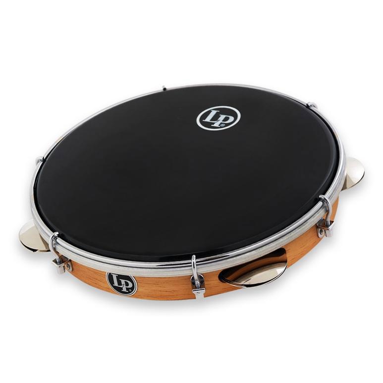 LP Latin Percussion LP3012 PANDEIRO BRAZILIAN 12 PEAU SYNTHETIQUE