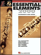 ESSENTIAL ELEMENTS 2000 - HAUTBOIS + CD