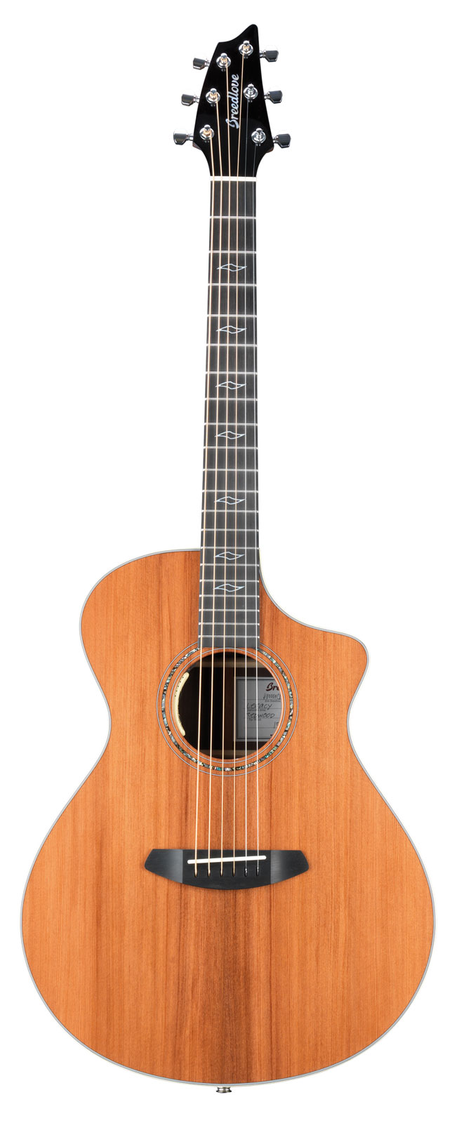 Breedlove Legacy Concert Cw Lr Baggs