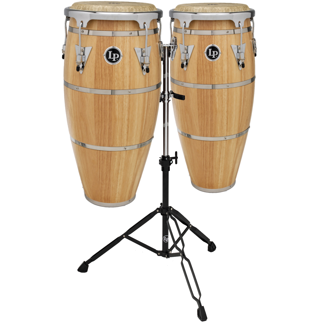 Lp Latin Percussion Lph646 Snc Congas Highline Duo