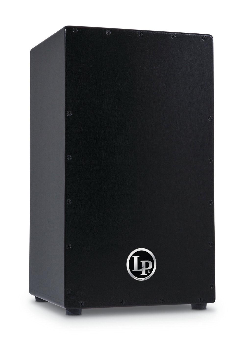 Lp Latin Percussion Lp1428ny Black Box Cajon