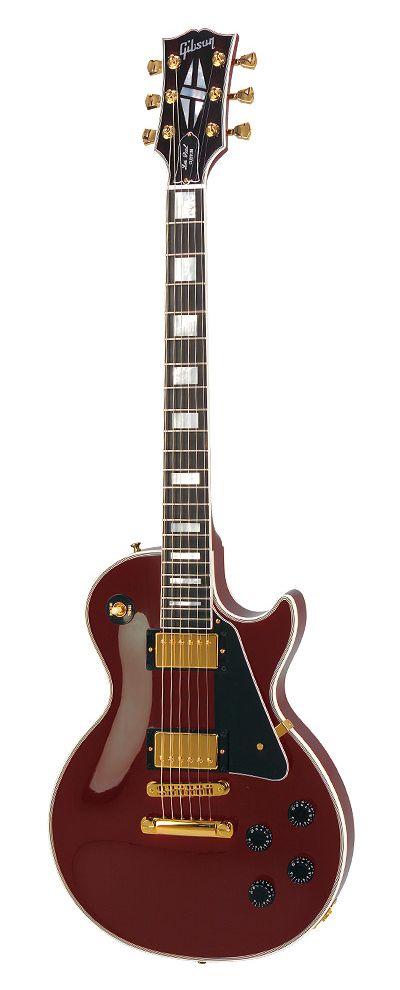 Gibson Custom Shop Les Paul Custom - Wine Red