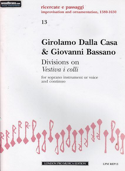 Dalla Casa G./ Bassano G. - Vestiva I Colli