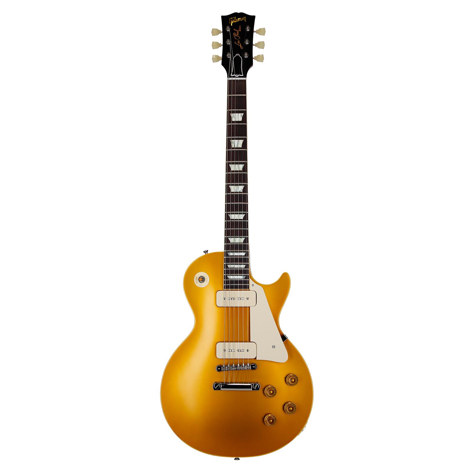 Gibson True Historic 1956 Les Paul Goldtop Reissue Vintage Antique Gold