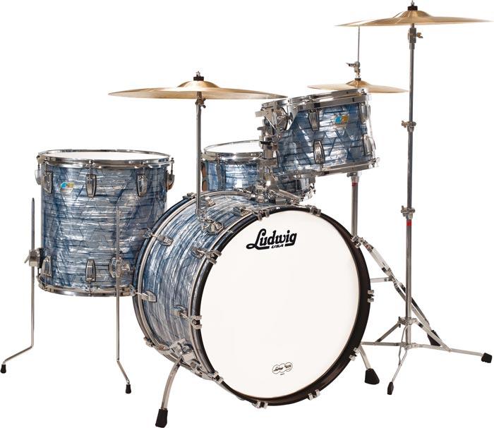 Classic Drums Ludwig Ludwig Usa Classic Maple Ringo