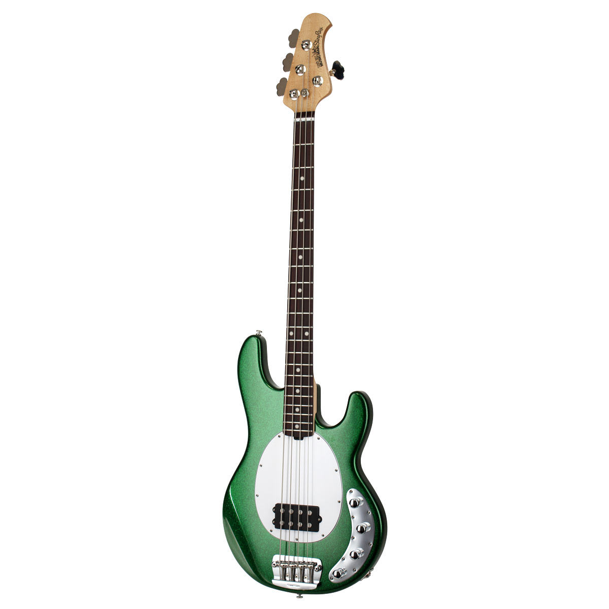 Stingray Eq 3 Band Emerald Sparkle