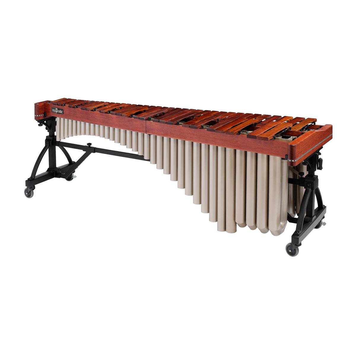 Majestic m8650h concert 5 octaves bois de rose for Construction xylophone bois