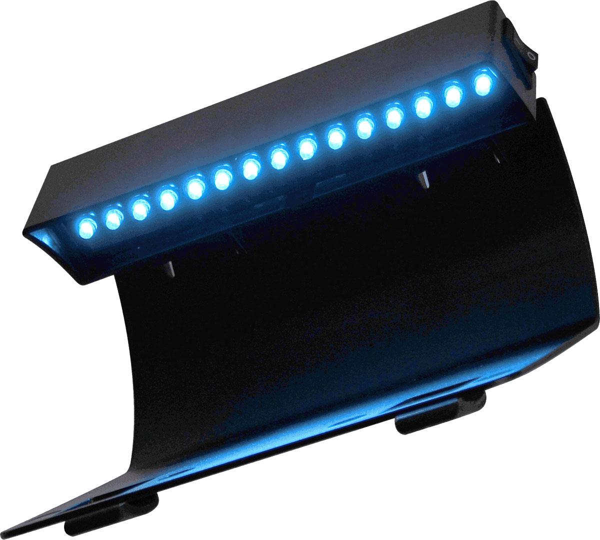 Manhasset 1060 - Lampe Noire A Led Pour Pupitre