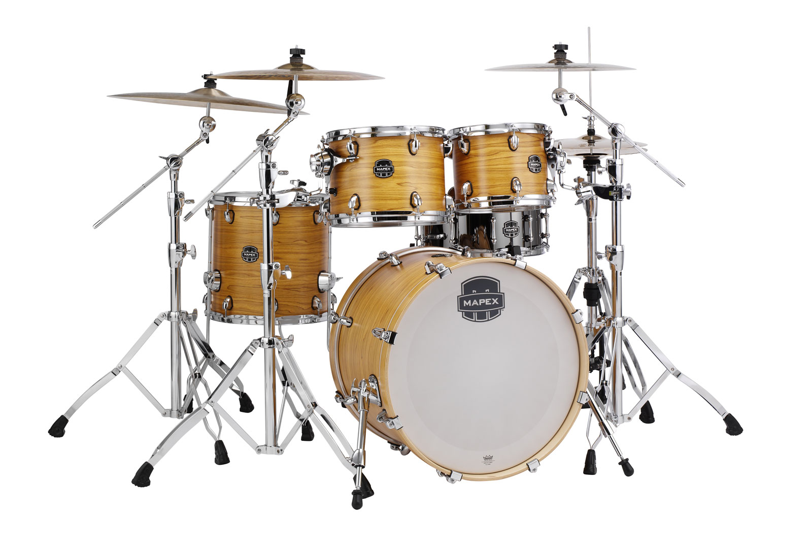 MAPEX ARMORY 5 FUTS STAGE ROCK 22 DESERT DUNE (SANS HARDWARE)