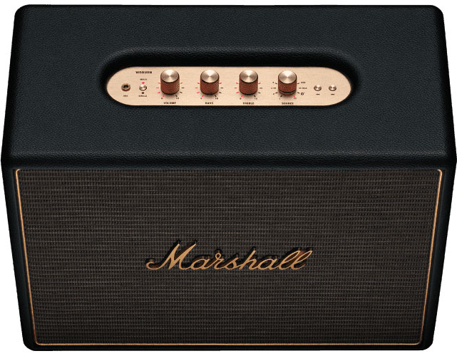 Marshall Woburn Multi Room Noir
