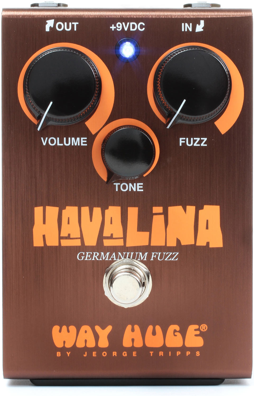 Way Huge Havalina Germanium Fuzz Whe403