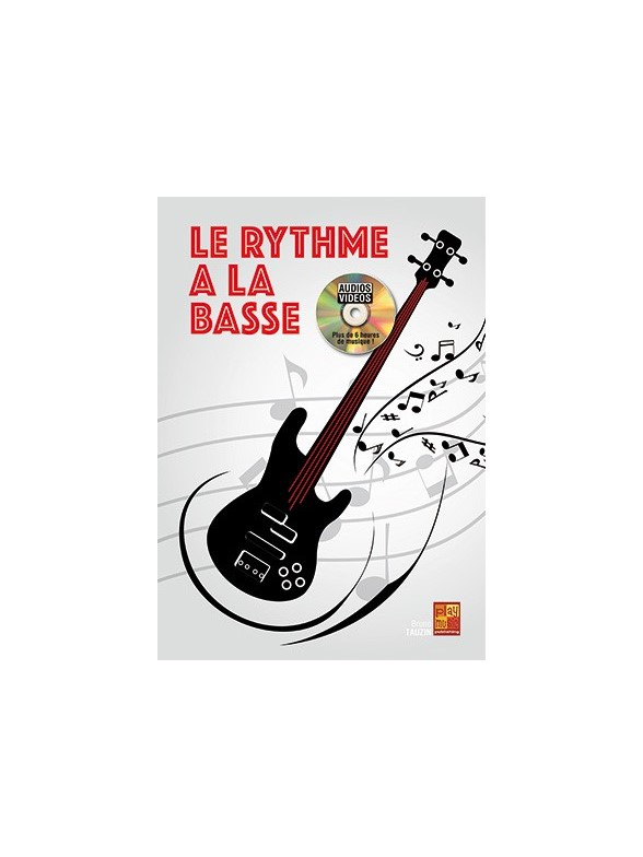 Tauzin Bruno - Le Rythme A La Basse + Cd