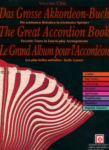 Grand Album Vol. 1 - Accordeon
