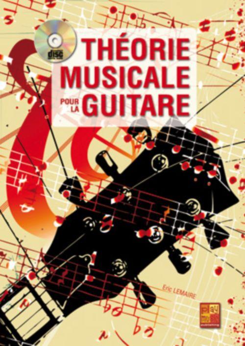 Tauzin Bruno - Theorie Musicale Pour La Guitare + Cd