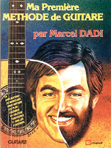 Ma Premiere Methode De Guitare Par Marcel Dadi