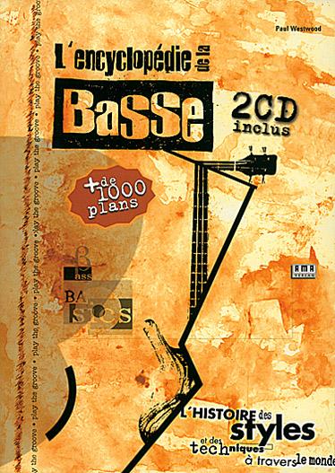 Westwood Paul - L'encyclopedie De La Basse + 2 Cd