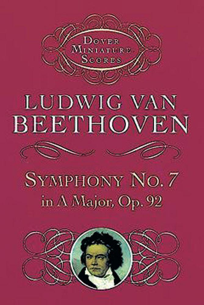 Beethoven L.van - Symphony N°7 Op.95 In A Major - Conducteur Poche