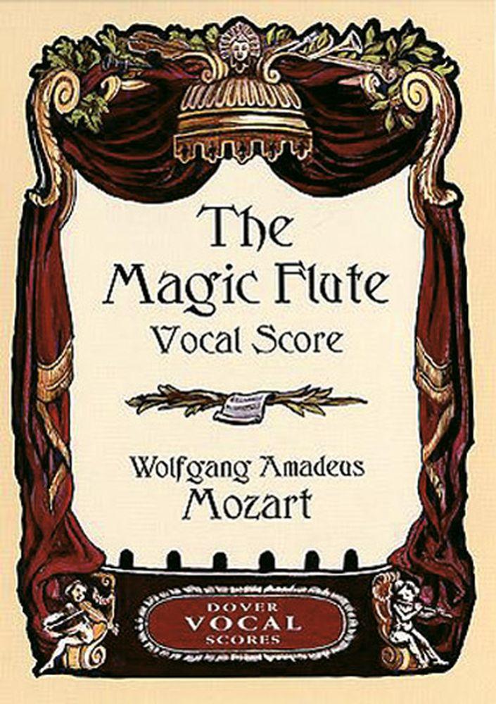 Mozart W.a. - La Flute Enchantee - Vocal Score