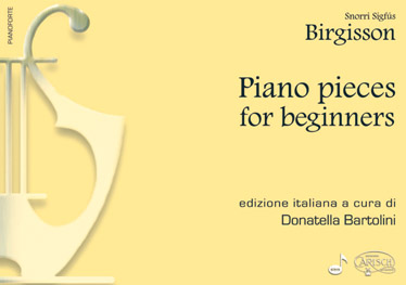 BIRGISSON S.S. - PIANO PIECES FOR BEGINNERS - PIANO