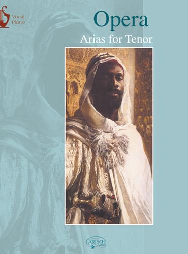 Carisch opera arias for tenor chant piano