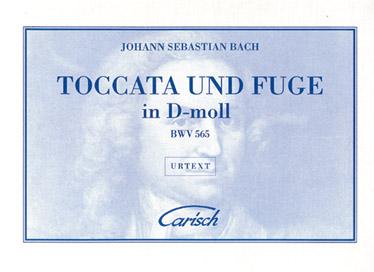 Bach J.s. - Toccata E Fuga Re Min - Orgue, Clavecin, Harmonium