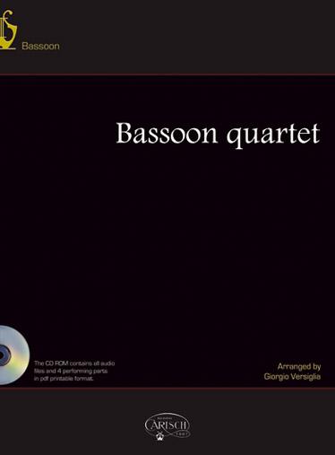 Bassoon Quartet + Cd