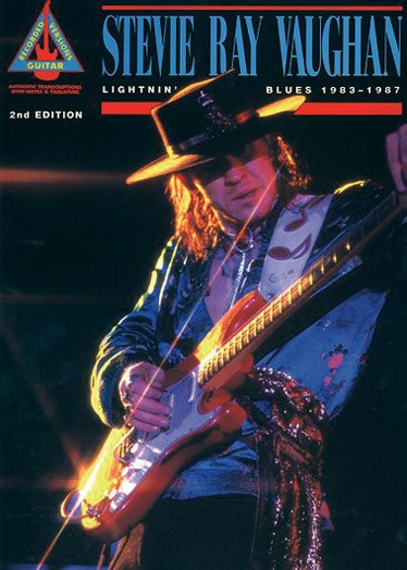 VAUGHAN STEVIE RAY - LIGHTNIN' BLUES 1983-1987 - GUITAR TAB