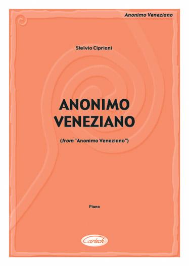 Stelvio Cipriani - Anonimo Veneziano Lyrics | MetroLyrics