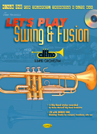 Morselli Demo - Let's Play Swing E Fusion + Cd - Petit Orchestre