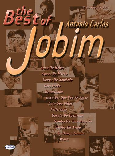 Buy Piano Scores Sheet Music Latin Bossa World