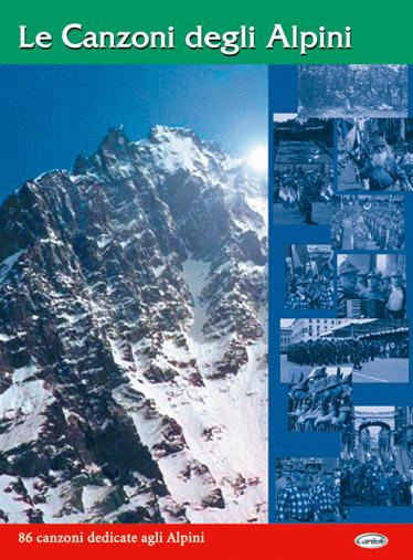 Canzoni Degli Alpini - Paroles Et Accords