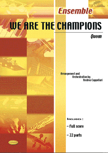 Queen - We Are The Champions - Ensemble Musical