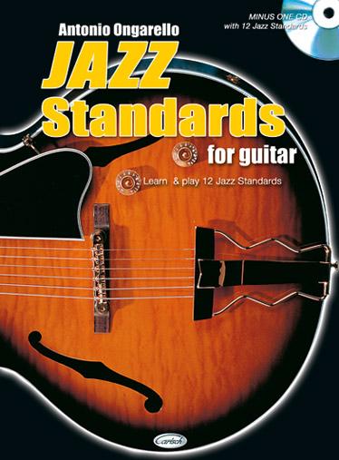 Ongarello - Jazz Standards For Guitar + Cd