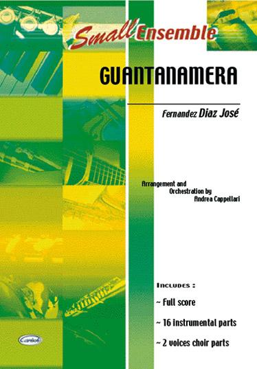 Diaz Jose - Guantanamera - Ensemble Musical (reduit)