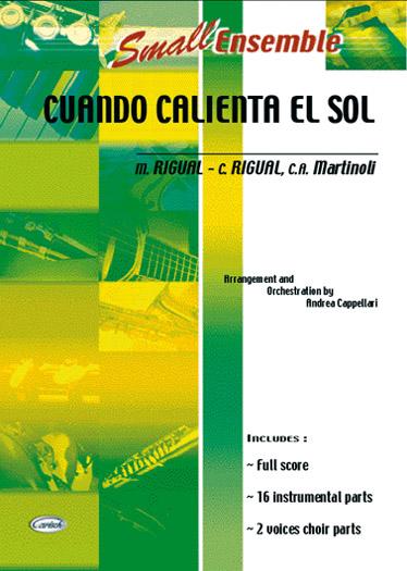 Cuando Calienta El Sol - Ensemble Musical (reduit)